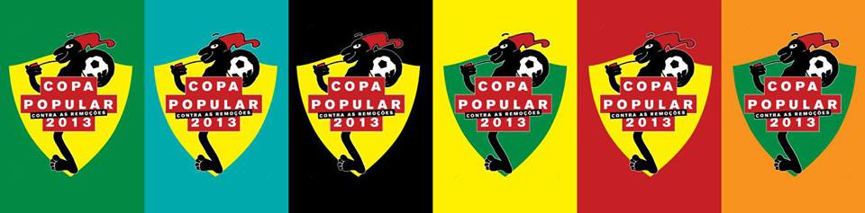 Mascote popular da Copa - disponível em copyleft.